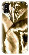 Lustrous Golden Tulip IPhone Case