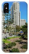 Luxury High Rise Apartments IPhone Case