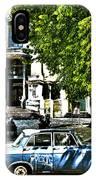 Lviv IPhone Case