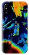 L S Pastel Oakland 2 IPhone Case