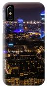 Lyon's Skyscrapers IPhone Case