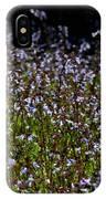 Lyre Leaf Sage IPhone Case