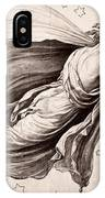 Lyre Of Orpheus IPhone Case