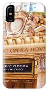 Lyric Opera Of Chicago IPhone Case