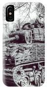 M4 Sherman IPhone Case