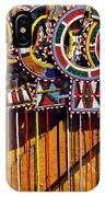 Maasai Wedding Necklaces IPhone Case