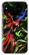 Macaw Parrot  IPhone Case