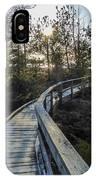 Macgregor Point Boardwalk IPhone Case