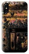 Machine Details IPhone X Case