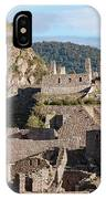 Machu Picchu City Archecture IPhone Case