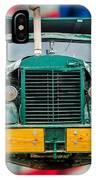 Mack Dump Truck IPhone Case
