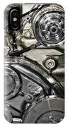 Mack Truck Display Engine IPhone Case