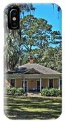 Maclay Gardens Ranger Quarters IPhone Case