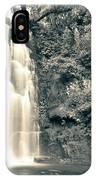 Maclean Falls New Zealand IPhone Case