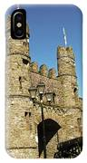 Macroom Castle County Cork Ireland IPhone Case