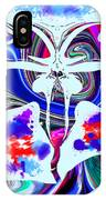Mad Magical Garden. IPhone Case