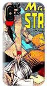 Madame Strange Comic Super Hero IPhone Case