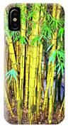 City Park Bamboo Grass IPhone Case