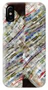 Mag 6 Abstract Painting IPhone Case