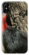 Magellanic Woodpecker - Patagonia IPhone Case
