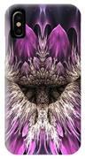 Magenta Until IPhone Case