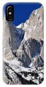 Magestic Whitney IPhone Case