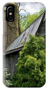 Maggie Valley Barn IPhone Case