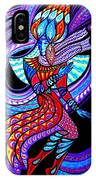 Magic Dance In The Void IPhone Case