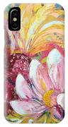 Magic Flowers IPhone Case
