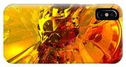 Magic Honeycomb Abstract IPhone Case