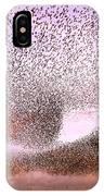 Magic In The Air - Starling Murmurations IPhone Case