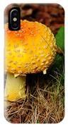 Magic Mushroom  IPhone Case