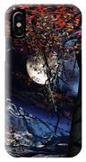 Magic Tree Of Wonder IPhone Case