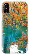 Magical Fall IPhone Case