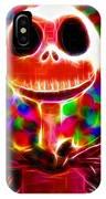 Magical Jack Skellington IPhone Case