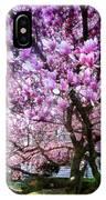 Magnificant Magnolias IPhone Case