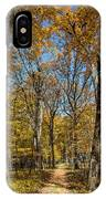 Magnificent Maples IPhone Case