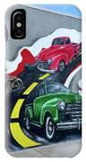 Magnificent Mural IPhone Case