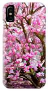 Magnolia Beauty #14 IPhone Case