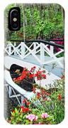 Magnolia Bridge IPhone Case