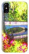 Magnolia Gardens Bridge IPhone Case
