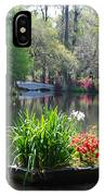 Magnolia Gardens In Charleston IPhone Case