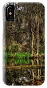 Magnolia Plantation  IPhone Case