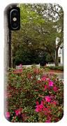 Magnolia Springs Alabama Church IPhone Case