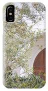 Magnolia Springs Church IPhone Case