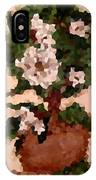 Magnolia Topiary IIi  IPhone Case