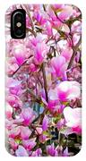 Magnolia Tree Beauty #1 IPhone Case