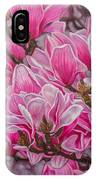Magnolias 1 IPhone Case