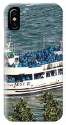 Maid Of The Mist 1 IPhone Case