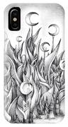 Main Castle Of The Silver Moon Empire IPhone Case